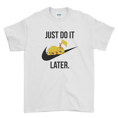 Sloths Nike just do it later shirt, hoodie, sweater and v