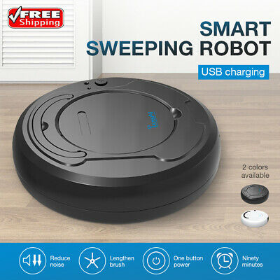 *NEW*Practical Lazy Smart Sweeping Robot USB Charging Automatic Household