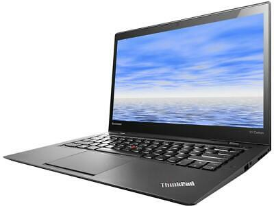 "Lenovo X1 Carbon 14.0"" Grade A Laptop Intel Core i5 3rd Gen 3427U (1.80 GHz) 4 G"