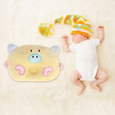 Anti-Allergy Cot Bed Pillow Filling Kids Baby Toddler 25X19cm Mini Cushion