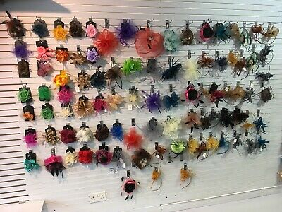 Wedding Fascinators Assorted Colours Formal Occasion