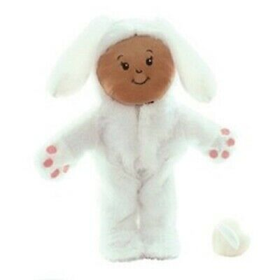 """Manhattan Toy Wee Baby Stella 12"""" Soft Baby Doll with Bunny Suit and Pacifier"""