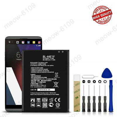 New OEM Battery LG BL-44E1F For LG V20 Stylo 3 H910 H918 V995 LS997 Replacement