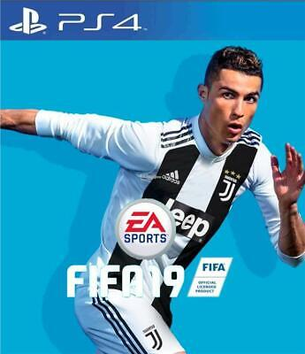 FIFA 19 (2019) - PS4 - brand new & sealed