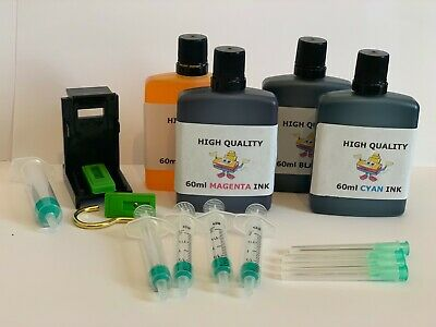 Canon PG-540 CL-541 Ink refill kit for MG3150 MG3250 MG4150 MG4250 MG2150 541XL
