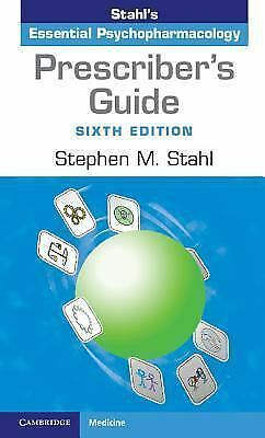 FAST DELIVERY- Prescriber's Guide: Stahl's Essential Psychopharmacology, 6th ed.