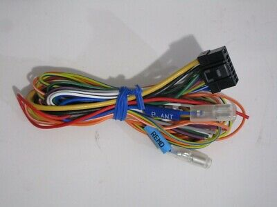 Harness Dual Wiring Xdvd Bt on