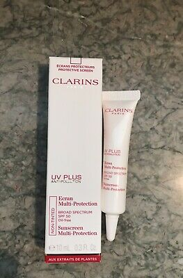 2e0c075b4970 CLARINS OF PARIS UV Plus Anti Pollution SPF 50 Broad Spectrum ...
