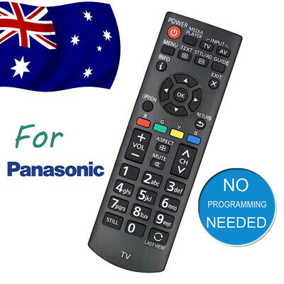 NEW PANASONIC TV Remote Control N2QAYB000818 for TH-42A400A TH-50A430A LCD AU