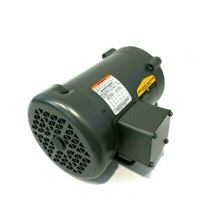 New Baldor Reliance Cjm3538 Electric Motor .5 H.p. 1725 R.p.m.
