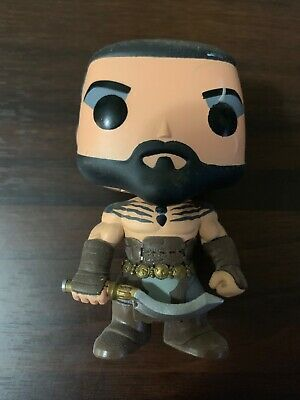 Funko Pop Game of Thrones - Khal Drogo Loose Pop