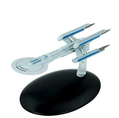 Star Trek Eaglemoss Issue 152 USS EXCELSIOR  Concept model with Magazine
