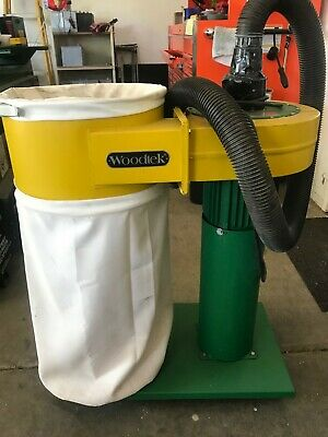 Dust Collector - Woodtek - Green - Great Condition