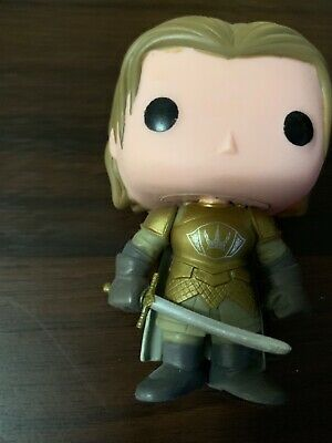 Funko Pop Game of Thrones - Jaime Lannister Armor RETIRED - Loose Pop