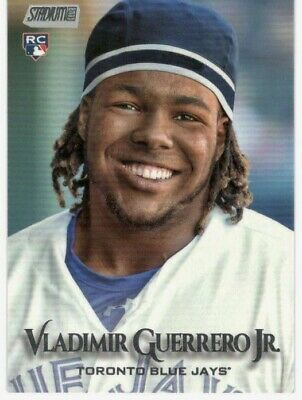 2019 Topps Stadium Club Vladimir Guerrero Jr. Rc #301