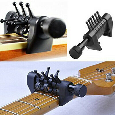 Open Capo Acoustic Guitar Spider Chords Multifunctional Quick Change Strings