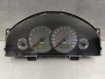 Ford Cougar 2.5 V6 Petrol Manual Speedo Cluster Clock Dials 150mph 106,127k