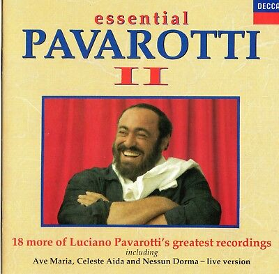 Luciano Pavarotti - Essential Pavarotti 2 - Popular arias from the great Operas