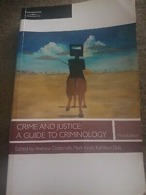 Crime And Justice : A Guide to Criminology