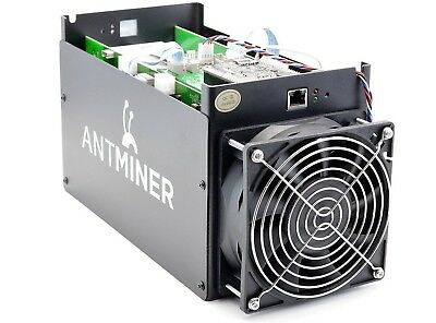 Bitmain Antminer S5 ASIC Miner 1150GH/s 1.1TH/s + PSU + new Fan Bitcoin