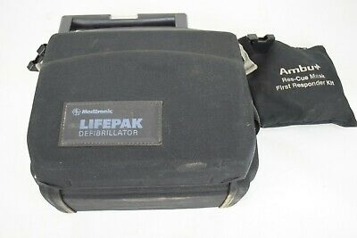 Medtronic LifePak 500 Automated External Unit Carrying Case