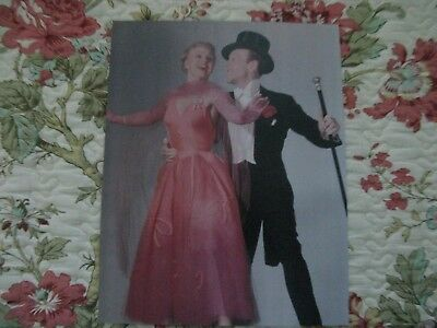 Fred Astaire & Ginger Rogers Photo/Print