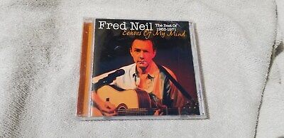 Fred Neil Echoes Of My Mind The Best Of 1963-1971 CD