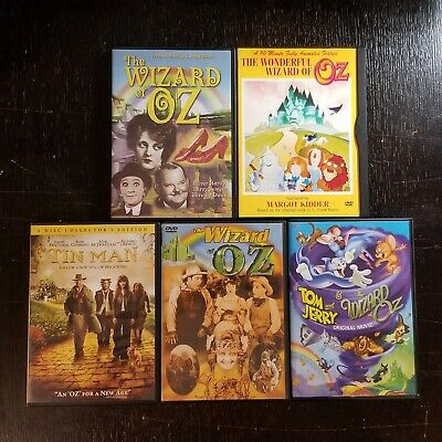 Wizard of Oz DVD Collection – Including the Original 1925 Wizard of Oz Version
