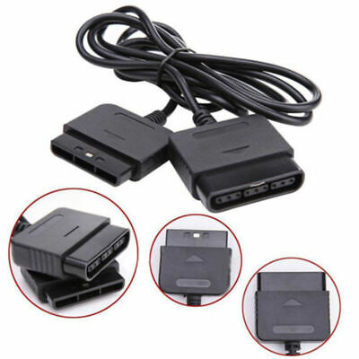 Extension Wire Controller Cable Cord For Sony Playstation PS2 Games Consoles I