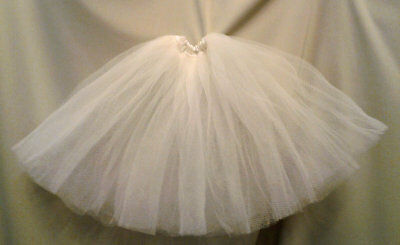 lot of two barbie petticoats tea or full length your choice IVORY