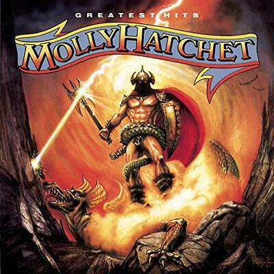 Molly Hatchet Greatest Hits [Expanded] [Remaster]  CD, Aug-2001 Southern Rock