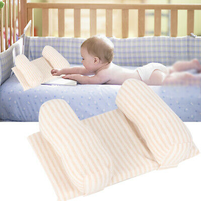 Anti-Overturned Cot Bed Pillow Filling Nursery Kids Baby Toddler 22x13cm New