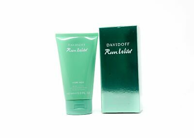 Davidoff Run Wild for Her Bodylotion 150 ml Damenduft OVP