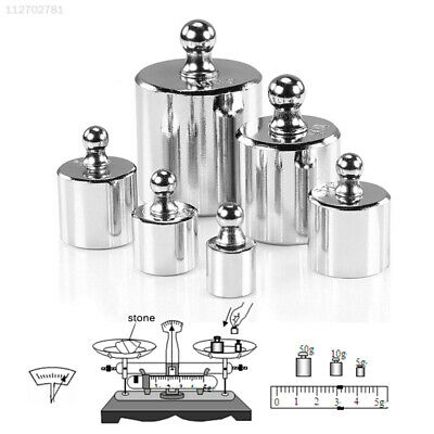 Weight 1000g Chrome Plating Calibration Gram Scale Weight for Digital Balan Y3L4