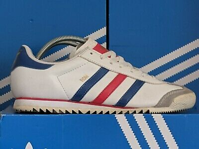 ADIDAS ROM USED trainers size 9 rare deadstock originals city series