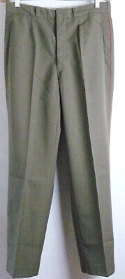 Vintage Russian Soviet Army Officer Daily Uniform Pants Trousers USSR