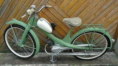 NSU Quickly Moped Ur - Modell (?N S L F 23 50?)