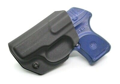 Concealment Ruger LCP 380 IWB Black KYDEX Holster Right Hand