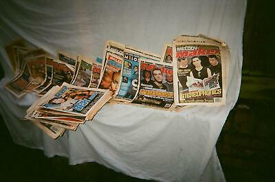 MELODY MAKER Back issueS
