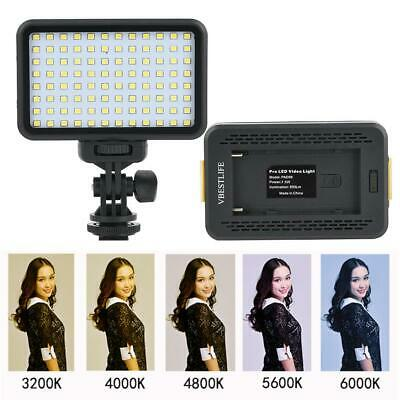 VBESTLIFE PAD96 1350Lm 96 LED Camera Video Light Dimmable Panel for Canon Nikon