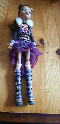 Monster High Doll Clawdeen Wolf 1st Wave in original clothes