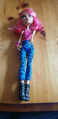 Monster High Pack of Trouble Wolf Family Sister Howleen Wolf Doll
