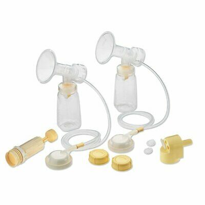 Medela Symphony & Lactina Breast Pump Double Pumping Kit 67116 SEALED NEW IN BOX