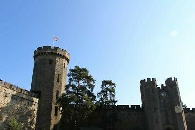 2 E Tickets Of Warwick Castle Of 6 September 2019