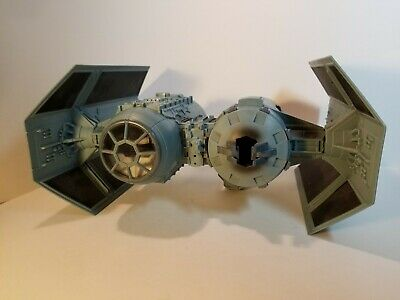 2010 Star Wars TIE Fighter Bomber Walmart Exclusive w/ Stormtrooper & 4 bombs