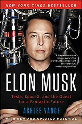 [PDF] Elon Musk: Tesla, SpaceX, and the Quest for a Fantastic Future (Digital)