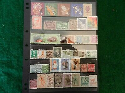 Lot Of Forty (40) All Different Used *Worldwide* Stamps