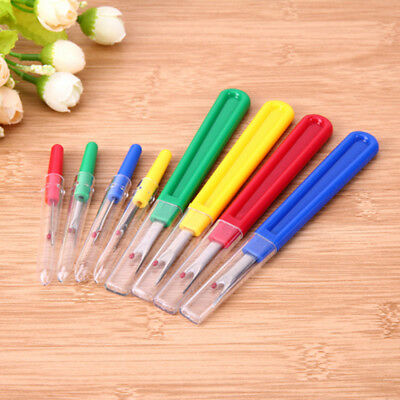8pc Stainless Steel Seam Ripper Stitch Thread Cutter Sewing Craft Tool Set Home