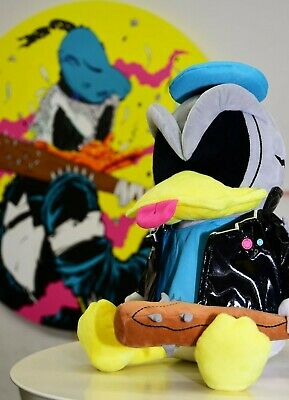 Plush Duck by Matt Gondek Limited Edition 300 NEW