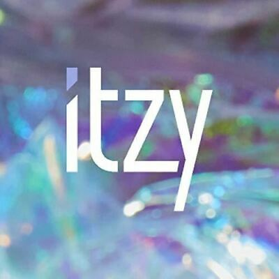 JYP Entertainment ITZY - IT'z ICY [IT'z ver.] CD+80p Photobook+2Photocards+Pre-O